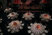Tablescapes / Tables turned into a world of beauty!  The perfect layout of colors, linens, accents and design.