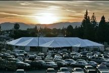 Tenting by A Rental Connection / Tenting is one of our many areas of expertise. Come to us for your tenting needs!