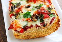 Pizza Inspiration  / Inspiration for pizza.