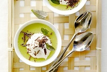 Chocolate and mint cream /  Inspiration for Chocolate and mint cream