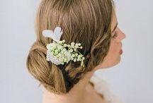 Wedding Hairstyle Inspiration / Wedding Day Hairstyles