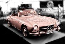 My work - vintage cars