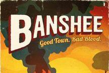 Banshee / 'Banshee', filmed in North Carolina.