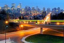 We love Calgary / Calgary, Canada is the home of Lush Interiors. We're pinning great travel tips and ideas.