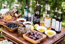 Gourmet Wedding Food / by Byron Bay Celebrant Michelle Shannon