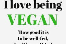 Vega, ik eet geen dieren