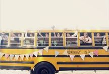 School Wedding Theme / School-themed weddings, school inspired wedding ideas.
