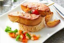 Show le Foie Gras ! / Délicat et savoureux, il peut aussi devenir gourmand et surprenant ! #régalez vous avec #Feyel #recettes #foiegras #cuisine #food #recipes #cooking #gastronomie