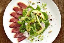 Salades en folie ! / Inspiration #salades à partager seul ou à plusieurs, pour toutes les envies... mais surtout les vôtres !