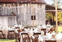Barn Wedding 'Love' / Barn Weddings have been so popular in Australia - and I love the set up of these beautiful weddings on pinterest.