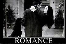 The Addams Family - Gomez and Morticia