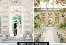 Coolest Wedding Venues / Around the world there are so many amazing locations for weddings.