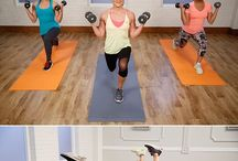 FITNESS / Work out and exercise