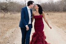 Marsala 'Love' / Warm, delicious and romantic marsala - I love 2015 colour