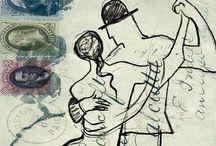 ILLUSTRATIONS-ART PRINTS