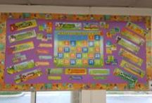 Pete the Cat Theme / Pete the cat bulletin board ideas other educational items.