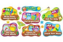 Owl Theme / Owl bulletin boards and accessories.