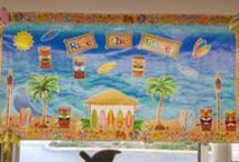Summer / Beach / Bulletin boards and accessories.