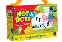 Hot Dots / Learn language arts and math in a fun way with Hot Dots!