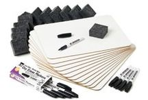 Chalkboards ,Whiteboards & Supplies / Everything you may need for your white boards and chalkboards!