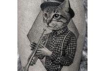 Piercingar och tatueringar