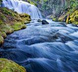 Waterfalls Fine Art Photographs