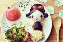 Funny Food / by Niñas Vestidos