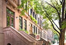 New York Townhouses / At Vandenberg, our sole focus is selling #townhouses and #brownstones in #NYC. We sell both single-family mansions and townhouses that have been divided into multiple units.
