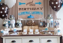 Children's Parties - Lolly Buffets and Food Table Ideas
