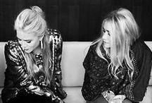 Obsessed to the Olsen's.  / MKA