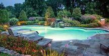 Dive In! / Beautiful pools
