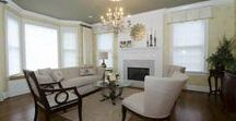 Luxurious Living Rooms / Luxury living room & home decor, living room inspiration.