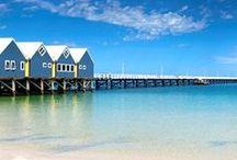 Triathlon Race Locations - Australia