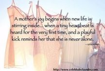 Inspirational Pregnancy Quotes / The best Pregnancy Quotes / by Robyn Good