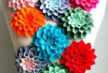 Kvety + šablóny