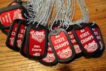 Dog Tags, Name Badges,Key Rings and Related / Custom Dog tags, Key rings and Key Chains