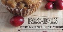 My Recipes / My recipes that make me go YUM!
