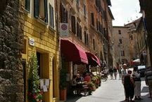 My Favorite Travel Spot: Montepulciano  / by Robyn Good
