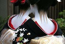 Kimono / Traditional Kimono・Yukata (summer kimono)・and Japanese inspiration  *** PLEASE DO NOT OVER PIN *** / by H H