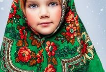 Matryoshka / Russia   Ukraine  *** PLEASE DO NOT OVER PIN *** / by H H