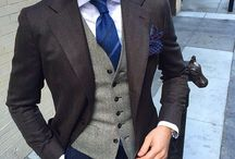Bespoke / Men's fitted suits