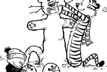 Calvin and Hobbes / Anything related to the comic