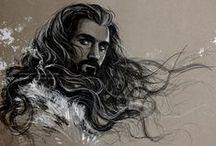 Thorin / my favorite movie character...