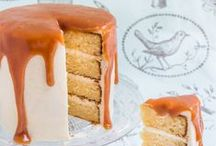 Classic Cakes / Beautiful and delicious homemade cakes.