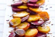 Seasonal Vegetables / Seasonal vegetable dishes