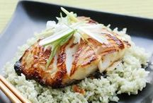 Fresh Fish / Classic fare as well as exciting new delicious fish dishes.