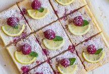 Decadent Desserts / Irresistible Sweet Treats. Classics, Seasonal Favorites + Fresh New Ideas.