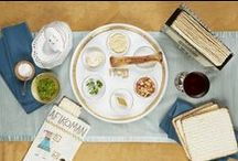 Passover Table / Make your Passover the most delicious meal of the year with these recipes.