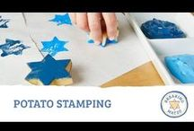 Breaking Matzo Videos / Watch our step-by-step videos featuring delicious recipes and fun and easy how-to projects to help make your Jewish home holidays even more magical, meaningful and memorable.