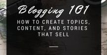 How to blog.